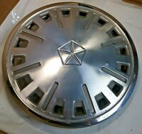 "1984-1989 DODGE CHRYSLER ARIES OMNI 13"" WHEEL COVER HUBCAP 442 HORIZON RELIANT"