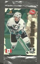 "1997-98 Post ""World's Best"" Inserts Cello Pack, Ducks' Paul Kariya Variety"
