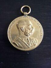EMPEROR FRANZ JOSEF 1898 Bronze Jubilee Medal * Austro-Hungary*Military*War