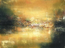 ART Bild Gemälde Original Unikat Malerei auf Leinwand 100 x 70 cm #108