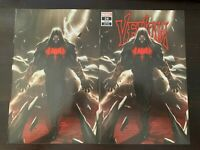 Venom #26 Inhyuk Lee Virgin set Marvel 2020 NM 9.4