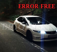 HONDA CIVIC TYPE R FN2 XENON 6000K Bianco sidelight lampadine a LED-Errore libero