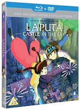 LAPUTA - CASTLE IN THE SKY - BLU-RAY - REGION B UK