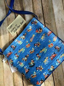 Harveys Disney Play In Park Seatbelt Streamline Crossbody Exact Placement NWT