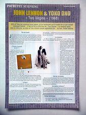Magnet Aimant Frigo Ø38mm The Beatles UK John Lennon McCartney Rock Liverpool