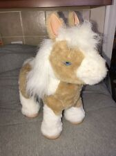 2011 Furreal Friends Baby Butterscotch Magic Show Pony Horse Interactive 17""