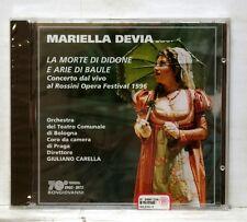 GIULIANO CARELLA - MARIELLA DEVIA la morte de didone BONGIOVANNI CD STILL SEALED