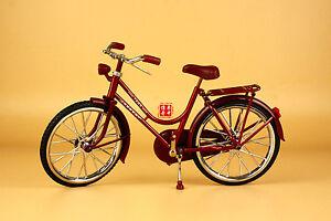 1:8 Diecast metal bike bicycle model ( L*H =23cm*13cm )