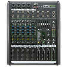 Mackie PROFX8v2 8-Channel Professional Audio Mixer w/On-Board FX & USB Interface