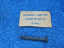 1963 FORD  ACCELERATOR PEDAL PIN  NOS FORD 1016