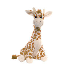"TEDDY & FRIENDS - FLOPPY BROWN GIRAFFE ""GERRY"" SOFT PLUSH TOY 35CM"
