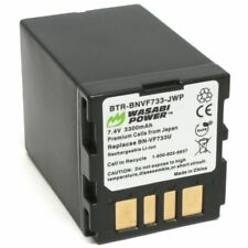 Wasabi Power Battery for JVC BN-VF733