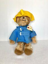 Vintage 1975 Paddington Bear Plush by Eden Toys