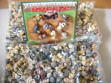 "HOMIES BULLYZ BULK BAG 100 PIECES 1 1/2"" FIGURES BULLY DAVID GONZALES HOMIE SHOP"
