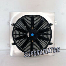 Radiator Fan Shroud fit for 1964-1966 FORD MUSTANG V8 260 289 Aluminum New 1965