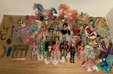 She-ra Princess Of Power Golden Girl Doll Clothing Accessories Lot