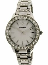 Fossil Women's Jesse ES2362 Silver Stainless-Steel Japanese Quartz Fashion Watch