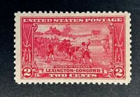 "US Stamps, Scott #618 2c 1925 XF/Superb M/NH ""JUMBO"" margins! Gorgeous specimen!"