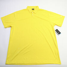 New listing Nike Golf Dri-Fit Polo Men's Yellow New with Defect