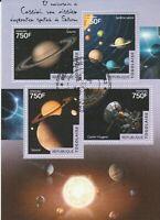 Raumfahrt Togo 2014 gestempelt 2171