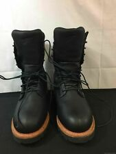 Mens' Steel Toe Logger Redwing Boots Size 12