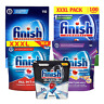 FINISH POWERBALL ? Quantum MAX / ULTIMATE / ALL IN 1 MAX Dishwasher Tabs CHOOSE
