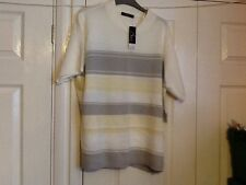 SIZE XL BONMARCHIE SHORT SLEEVED TOP