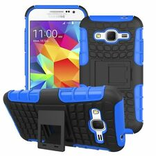 For Samsung Galaxy J5 2016 Shockproof Rugged Hybrid Rubber Hard Armor Case Cover