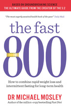 The Fast 800 by Dr Michael Mosley Fast Weight Loss Health Fast delivery!