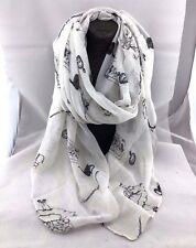 Alice in the Wonderland Design Lady Scarf/shawls/wrap