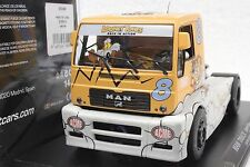 FLY 203308 MAN TR1400 LOONEY TUNES LTD. ED TRUCK NEW 1/32 SLOT CAR W/ DISPLAY