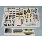 Sportwerks SWK4009 Body Stickers/Decals: 1/16 Chaos