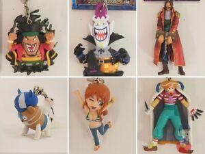 Ichiban Kuji BANPRESTO One Piece 3D Keyhanger Figure Japan| Vari