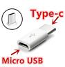 ✅USB3.1 Type-C Male to Micro USB Female Converter USB-C Adapter Konverter weiß✅