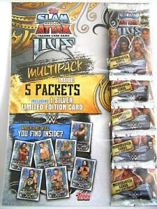 WWE Slam Attax Live 2018 Multipack