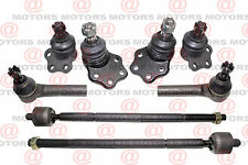 4X2 Upper Lower Ball Joints Inner Outer Tie Rod End Dodge Dakota 97 98 99 2WD