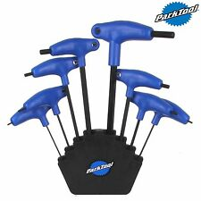PARK Tool PH1-p-handled Allen Chiave BIKE MAINTENANCE Hex Wrench Set 2mm-10mm