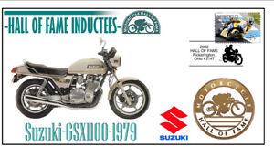 SUZUKI MOTORCYCLE HALL OF FAME COV, 1979 GSX1100