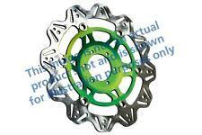 FIT KAWASAKI KLE 650 CBF/CCF/CDF/CE 11>14 EBC VR Brake Disc Green Hub Front Left