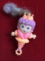 Hasbro Bubblins QUEEN BUBBLIN Mini Bubble Dolls 1990