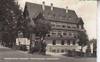"""Postkarte - Oberbärenburg i. Osterzgebirge - FDGB Ferienheim """"Friedenswacht"""""""