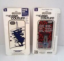 MY CASE COUTURE iPhone 5 Protector Case with OPI Nail Polish -ROYAL  BLUE