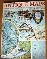 Antique Maps, by Douglas Gohm - HB/DJ