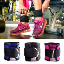 2pcs Ankle Weights Adjustable Leg Wrist Straps Running Boxing Braclets Training