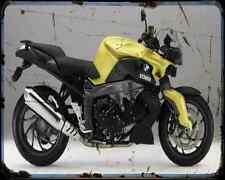 Bmw K1300R 11 2 A4 Metal Sign Motorbike Vintage Aged
