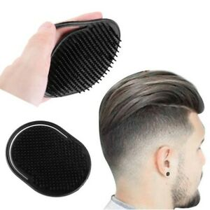 Pocket Hair Comb Brush for Men Beard Mustache Palm Scalp Massage Shampoo Travel