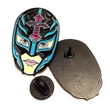 Rey Mysterio WWE, WWF, WCW, ECW, Hasbro Enamel Pin Badge 32MM Free Postage