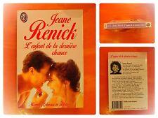 L'enfant de la dernière chance. Jeane Renick. Amour et Destin Roman J'Ai Lu 3742