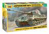 Zvezda 3601 German Heavy Tank KING TIGER AUSF.B (Henschel turret) 1/35