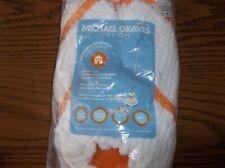 Michael Graves Design Microfiber Twist Mop Replacement Head - New